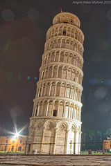 Torre di Pisa (Abdujaparov) Tags: torrependente night pendente torre leaning samyang italy italia 2016 notte hdr tuscany outdoor campanile toscana tower leaningtowerofpisa samyang12012mmncscs europe pisa leaningtower torredipisa europa pisatower