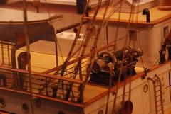 Detail modelship (lokhans) Tags: redstar line museum