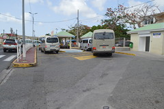 Marigot taxi terminal in Collectivit de Saint-Martin France French side of the island of Saint Martin FWI French West Indies (RYANISLAND) Tags: france french saintmartin stmartin saint st collectivity martin collectivityofsaintmartin collectivit collectivitdesaintmartin marigot frenchcaribbean frenchwestindies thecaribbean caribbean caribbeanisland caribbeanislands island islands leewardislands leewardisland westindies indies lesserantilles antilles caribbees