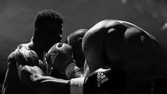 Uh (Sucherauge) Tags: boxing boxen bw sw schwarzweis sport schlag schlagen event rumble