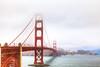 Golden Gate Bridge (michaelnugent) Tags: canon eos 5d mark ii ef 24 105 mm l lens golden gate bridge san francisco sf california ca united states america usa portrait landscape scenery carl fog oakland water sky land outdoor red west coast pacific ocean