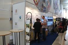 Akvo stand at SWWW16 (jopratt108) Tags: swww16 wwweek akvo caddisfly