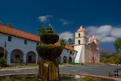 _DSC4175 (Shane Burkhardt) Tags: elcaminoreal missionsantabarbara santabarbara southerncalifornia spanishmission ca california catholic usa spanishcolonialism franciscan