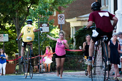 Highwheel Race (8-13-16)-277 (nickatkins) Tags: bike bikes biker bikers bikerace bikeraces bikeracing cycling cyclist race bicycle bicycling bicyclist highwheel old oldtime frederick historic