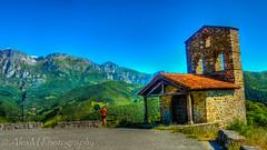 Los Picos de Europa (The Happy Traveller) Tags: picosdeeuropa asturias scenery sceniclandscapes mountainlandscapes landscape historicalbuilding mountains