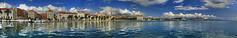 Split Panorama (hapulcu) Tags: adria adriatic croacie croatia croatie croazia dalmacija dalmatia horvatorszag hrvatska jadran kroatien mediterranean split harbor panorama spring