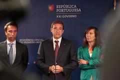 Delegação do PSD em São Bento