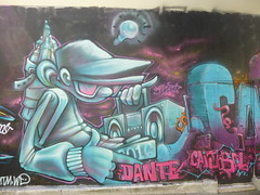 Dante (2016) (Archi & Philou) Tags: dante graffiti murpeint paintedwall streetart paris11