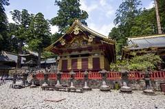 Kamijinko Storehouse (SAM601601) Tags: toshogushrine nikko japan sam601601 kamijinkostorehouse sanjiko