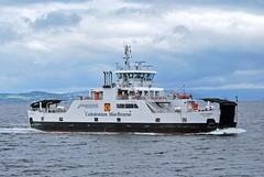 Loch Shira 21/08/16 (MCW1987) Tags: caledonian macbrayne ferry scotland calmac loch shira