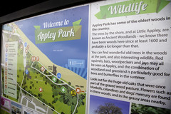 Appley wildlife interpretation, Ryde (tinshack) Tags: 2016 ryde eastwight isleofwight