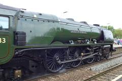 Photo of 46233 Duchess of Sutherland