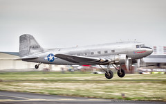 F-AZOX Chalair Aviation Douglas C-47B, c/n 33352 (Flox Papa) Tags: fazox chalair aviation douglas c47b cholet fou d ailes 2016