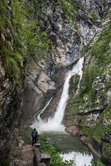 Cascate Savica (Sandro Albanese) Tags: slovenia republikaslovenija slovenija europa europe natura nature verde green lago laghi lake lakes montagna mountain mountains savica cascate cascatasavica