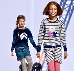 Drunen bruist 2016 . (Franc Le Blanc .) Tags: panasonic lumix drunen drunenbruist 2016 modeshow catwalk kinderen children
