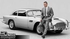 "Movies & Cars 01 - Aston Martin DB5 ""James Bond"" (nmedizioni) Tags: aston martin db5 james bond sean connery promagazine 007"