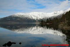 Hornindalsvatnet - Holmoyane (soyouz) Tags: geo:lat=6194599725 geo:lon=646919325 geotagged holmyane nor norvge sognogfjordane lac montagne hornindalsvatnet norvegela