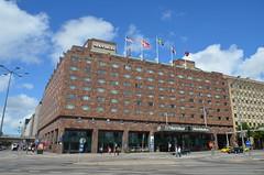 Sheraton Stockholm (Mister.Marken) Tags: sheraton hotel stockholm sweden