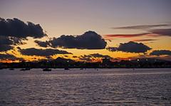 Anochecer en Lo Pagn (Fotgrafo-robby25) Tags: atardecerenelmarmenor fujifilmxt1 lopagnmurcia marmenor nubes salinasyarenalesdesanpedrodelpinatar