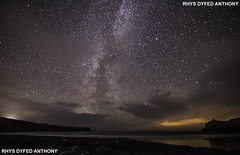 ABEREIDDY MILKY WAY (RHYSDYFED) Tags: redbull cliffdiving abereiddy milkyway pembrokeshire stars camping nightphotography highiso epic nightimeadventure moonlit visitwales sirbenfro canon eos 760dcanon tokina 1116mm findyourepic