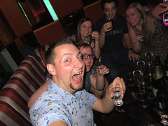 Shots (DJ Damien) Tags: september2g16 manchester karaoke chris katy zoew stine stel myspace