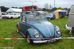 Volkswagen Käfer / Kever / Beetle (peterolthof) Tags: neurhede 1011092016 peter olthof peterolthof