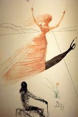 Salvador Dal Illustrates Alice in Wonderland (Benn Gunn Baker) Tags: benn gunn baker canon 550d t2i salvador dal illustrates alice wonderland mad hatter childrens lewis carroll