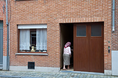 Bruges (JOAO DE BARROS) Tags: barros joo people house bruges belgium