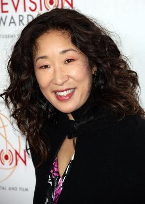 """Sandra Oh, de """"Grey's Anatomy"""", volta à TV na série """"American Crime"""""""