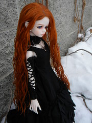 Cossette Intro 2 (OctoberDolls) Tags: blue red eye ball hair october doll vampire mind bjd dim default cossette jointed bellosse