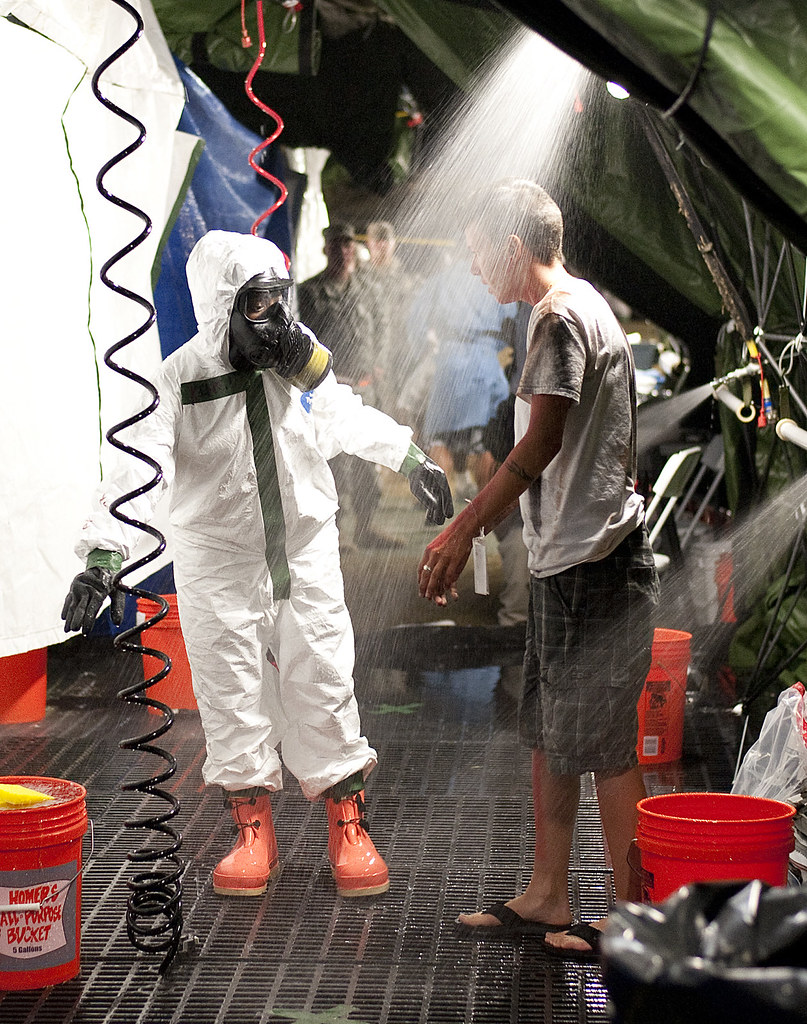 Reeves_Decontamination_Shower_System (DHS Systems LLC) Tags shower tents shelter hazmat reeves decon decontamination cbrne & The Worldu0027s most recently posted photos of shower and tents ...