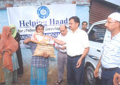 Burmese Refugees in India (Helping Hand for Relief & Development) Tags: hijab niqab