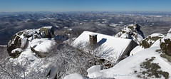 Snowy Sharp Top View (eevy24012) Tags: snow blueridgeparkway 360view sharptop peaksofotter sonicclear