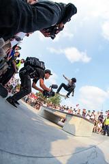 Cyril Jackson - Back One (LukeMorgan) Tags: canon demo dc skateboarding skating jackson fisheye skate skateboard skater cyril 2013