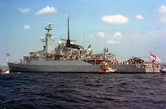 HMS Avenger (F185) (BMrider2012 Over 1 Million Views! Thankyou :-) Tags: falklands tippusultan hmsavenger