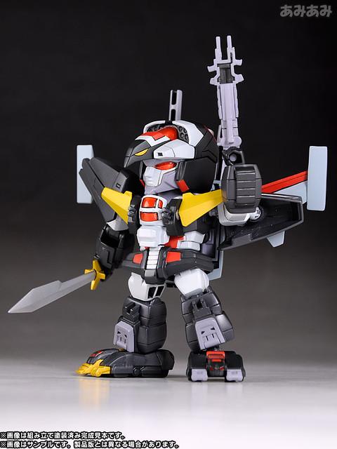 D-Style 超獸機神 再次販售!