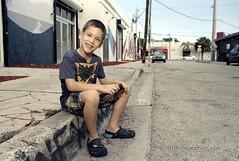 Aidan (MigRodzphotos) Tags: street boy portrait film 35mm nikon florida kodak 28mm f5 wynwood ektar100 epsonperfectionv750m