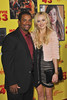 """Movie 43"" - Los Angeles Premiere - Arrivals Featuring: Alfonso Ribeiro,Angela Unkrich"