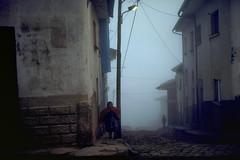 Bolivia, Coroico, 1992 (Foooootooooos) Tags: mist fog nebel bolivia ektachrome brouillard bolivien bolivie coroico nikonfg nuitetbrouillard