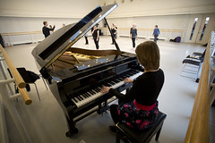 The role of a Ballet Pianist: What it takes to accompany The Royal Ballet