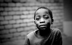 Another Village Boy (gunnisal) Tags: africa boy bw face kids rural portraits children village malawi gunnisal