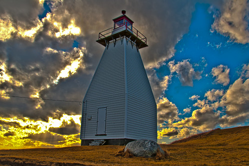 Musquodoboit Lighthouse