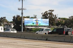 Billboard Jennifer 3 (Skeptical Deb) Tags: atheism jennifer billboard secular skeptic humanism freethinker sdcor sandiegocoalitionofreason atheismbillboard