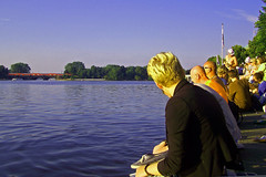The Alster, CSD (jvivancode) Tags: street gay night river day nacht hamburg christopher august pride parade alster csd 2012 schwul strasenfehst