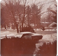 ERNIES '73 LAGUNA (richie 59) Tags: winter usa snow cars chevrolet film home car america outside us automobile gm unitedstates antiquecar vehicles driveway chevy vehicle newyorkstate oldpictures laguna 1970s oldcar sideview oldcars 1979 coupe oldpicture automobiles olddays chevys nystate americancars generalmotors hudsonvalley opendoor 126film 2door americancar motorvehicles stremy ulstercounty oldchevy twodoor motorvehicle browncar uscar uscars midhudsonvalley ulstercountyny gmcar gmcars chevycoupe 1970scars 1970scar oldchevys oldcoupe picturescan 1973chevy americancoupe stremyny townofesopus richie59 1973laguna chevylaguna 1973chevylaguna townofesopusny jan1979 jan101979