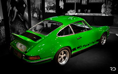 RennSport (Raph/D) Tags: show paris france green classic car sport de eos expo rear 911 vert versailles porsche 7d salon porte motor 27 viper rs 1973 carrera porsche911 ducktail renn retromobile 2013 rennsport carrerars