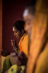 Praying in the Ghats 2 (carbajo.sergio) Tags: travel india river photography viajes varanasi hinduism kashi baba ganga sadhu ganges aarti benares trave d600 saylluiiis