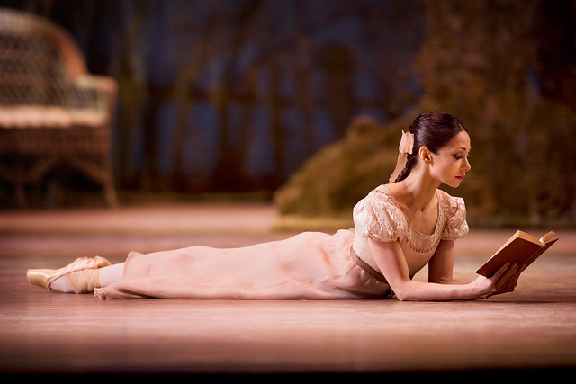 Roberta Marquez in Onegin © ROH / Johan Persson 2007