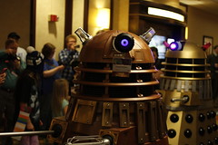 _MG_4587 (Paul D Hayes) Tags: cosplay who doctor doctorwho dalek exterminate gallifreyone