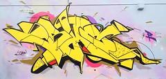 (Crome RT) Tags: graffiti skin paintings bananas leopard rt crome sprays stockwell poncey uploaded:by=flickrmobile flickriosapp:filter=nofilter raaasssklaaaarrrttt